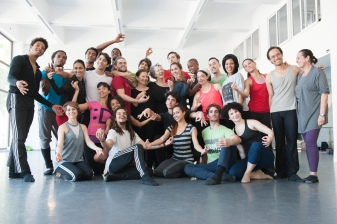 NYBDC workshop with Acosta Danza in Cuba
