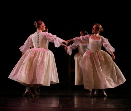Dancers from Hofstra University to appear on Baroque Ball Potpourri
