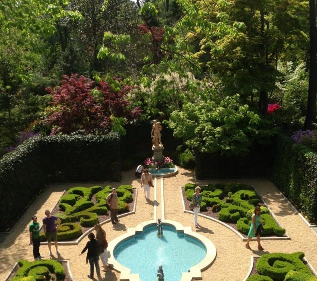 Hillwood Garden